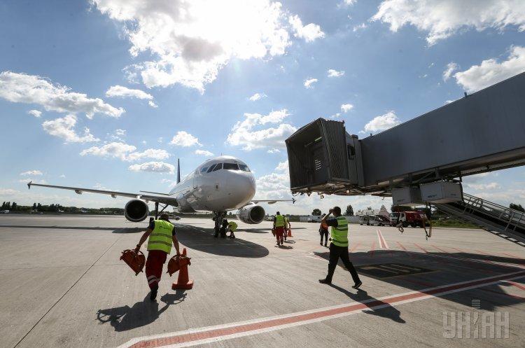 Державіаслужба: на ринок України зайшли три іноземні авіакомпанії за останні два роки
