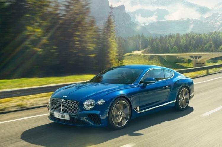 «Нове життя для старого звіра»: Bentley показав нове покоління Continental GT