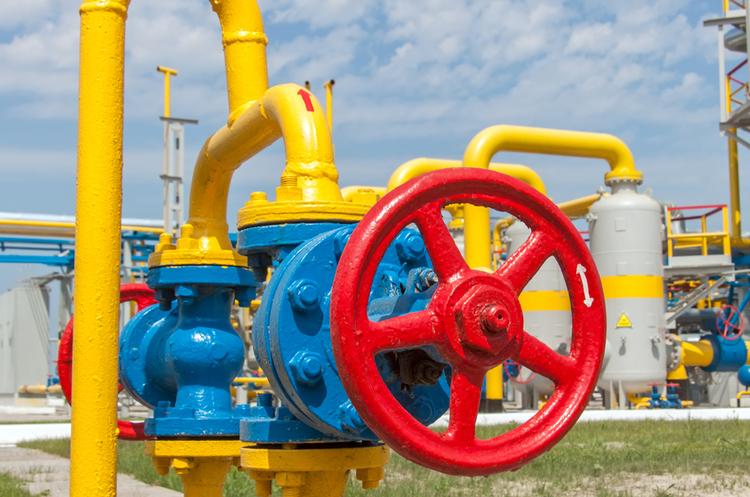 «Укртрансгаз» за вісім місяців закачав 7 млрд кубометрів газу в ПСГ