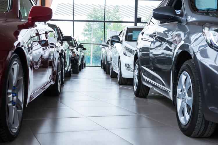Продажі легкових автомобілів у серпні зросли на 17%