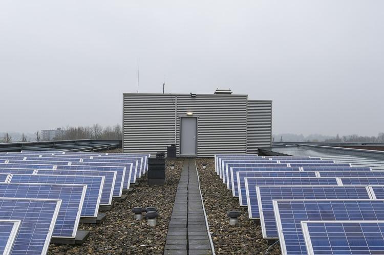 На Вінниччині з'явилася нова сонячна електростанція