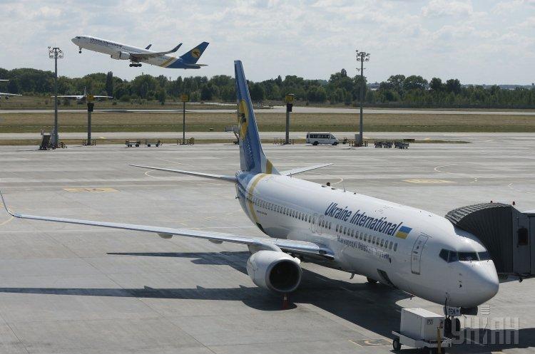 МАУ відкрила продажі на прямі рейси Київ-Делі