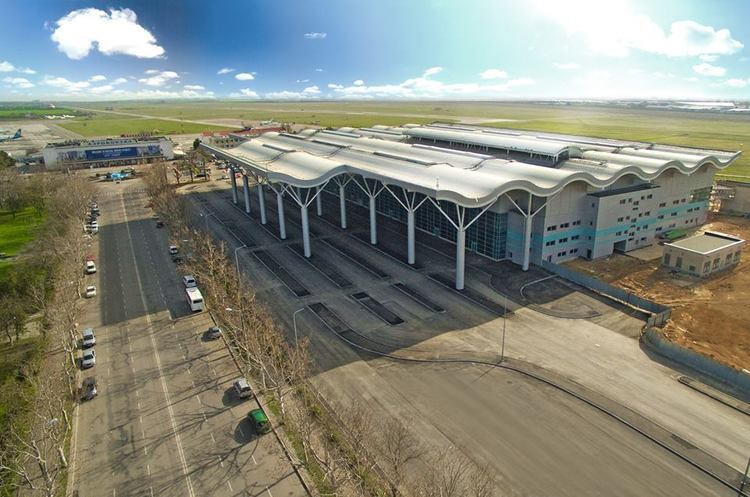 Одеський аеропорт відкрив новий термінал
