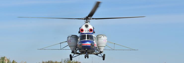 «Мотор Січ» планує запуск гелікоптерів власного виробництва
