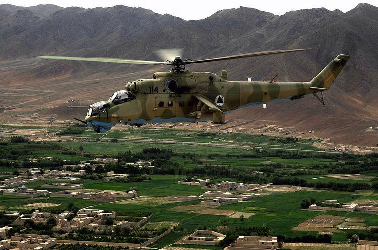 НАТО й США інвестують $6 млрд у повітряні сили Афганістану