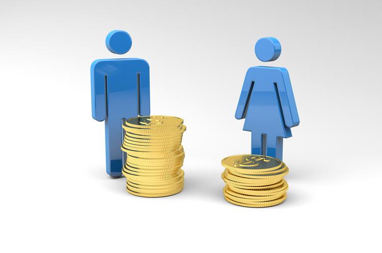 Держстат: середня зарплата чоловіків в Україні на 25% перевищує жіночу