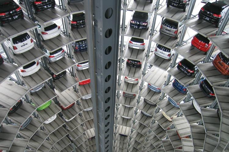 З початку року попит на автомобілі в Україні зріс на 30%