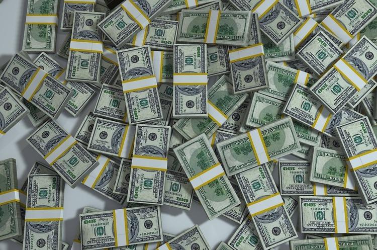 Мінфін: сукупний держборг України в липні перевищив $76 млрд