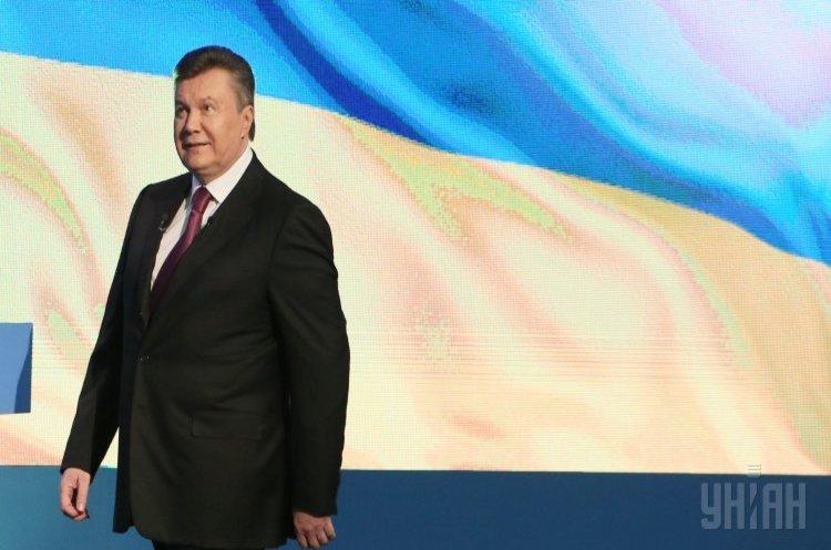 Луценко: За захоплення державної влади Януковичу повідомлено підозру