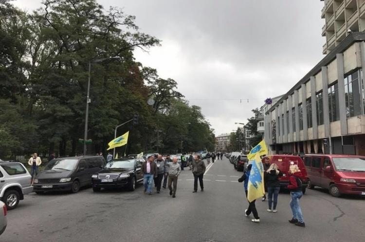 ДФС: понад 63 900 авто на іноземних номерах знаходяться в Україні незаконно