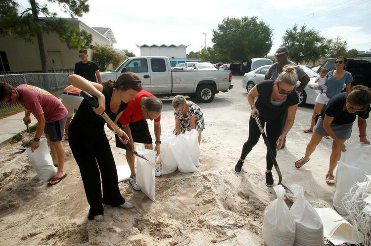 Ураган «Ірма» посилився до катастрофічної 5 категорії – губернатор Флориди закликав готуватись до найгіршого