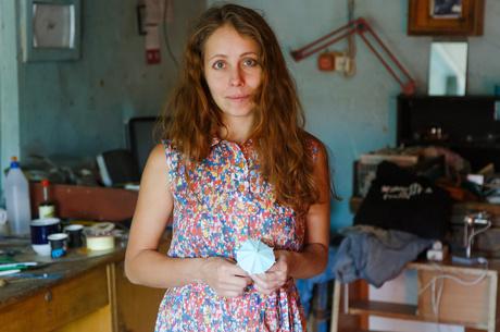 Анна Надуда: «Если художник способен работать только при условиях финансирования, то это не совсем художник»