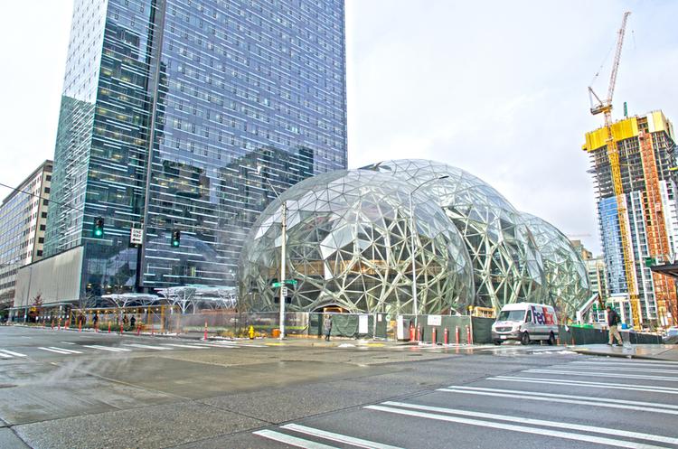 Не гірші за Apple: Amazon побудує нову штаб-квартиру за $5 млрд