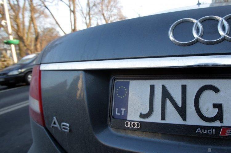 Вже ввезені в Україну авто на єврономерах дозволять розмитнити за тисячу євро