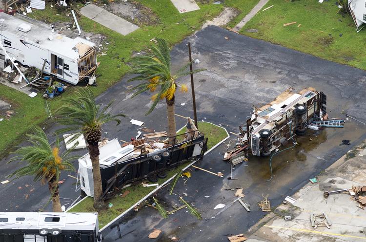 Ураган «Ірма» може залишити мільйони жителів Флориди без електрики