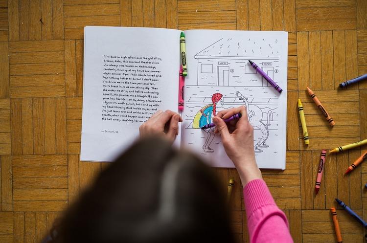У найбільшій торгівельній мережі США з'являться дитячі книги з мобільним додатком українських розробників. ВІДЕО