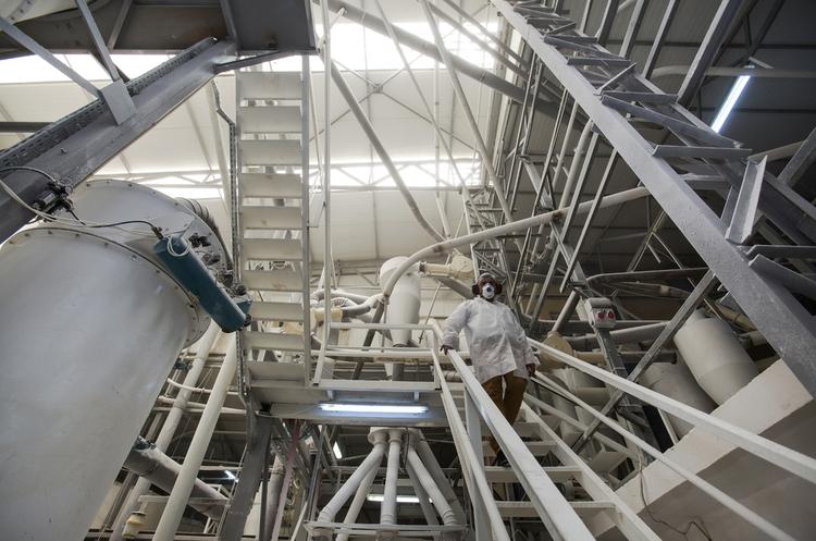 Аграрний фонд планує будівництво борошномельного комплексу за 4,5 млн євро