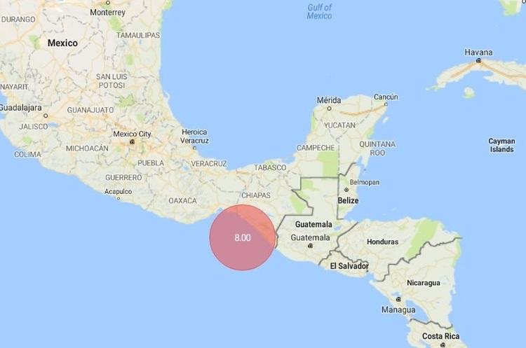 В Мексиці через землетрус загинуло 26 людей і понад мільйон залишилося без електрики