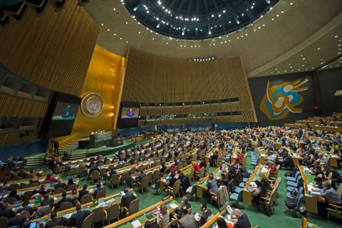 Єлісєєв: Київ передав Радбезу ООН оновлений проект резолюції щодо миротворців на сході України