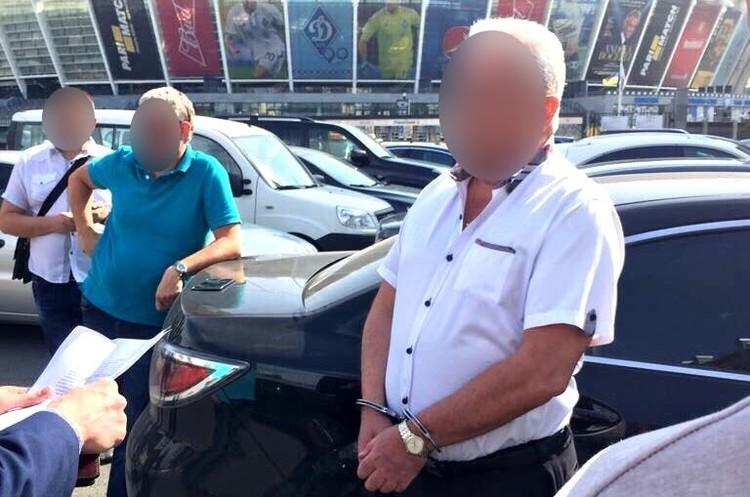 Генпрокуратура затримала на хабарі голову держпідприємства «Хліб України»