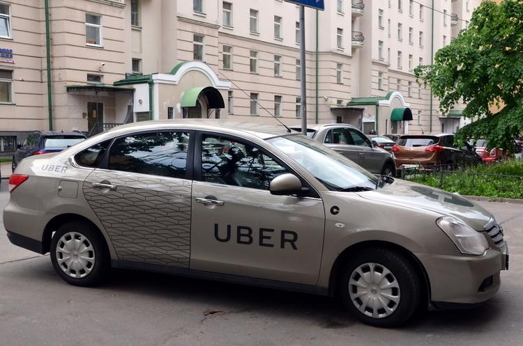 Uber підвищив ціни у Києві