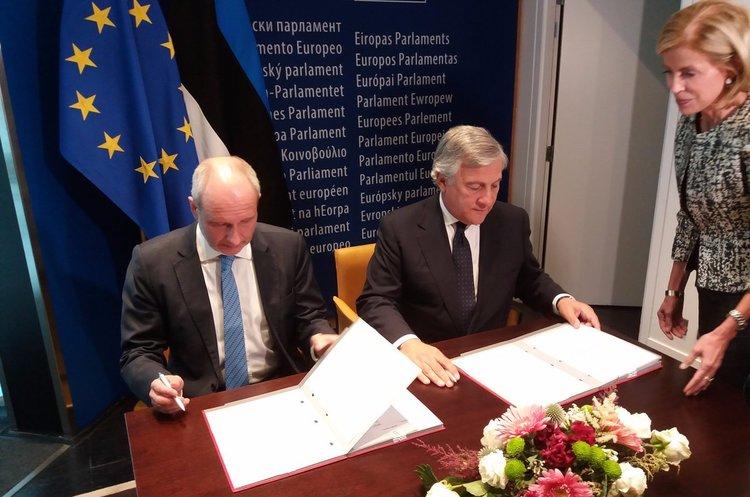 Європарламент підписав торговельні преференції для Україні