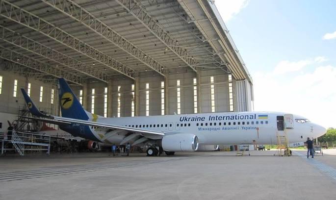 МАУ: арешт літака усправі ПриватБанку ніяк невплине нароботу