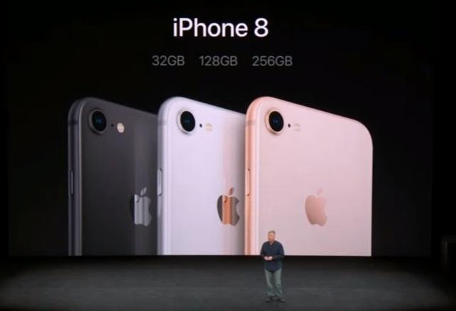 Стали відомі ціни на нові iPhone - iPhone 8, iPhone 8 Plus та iPhone Х