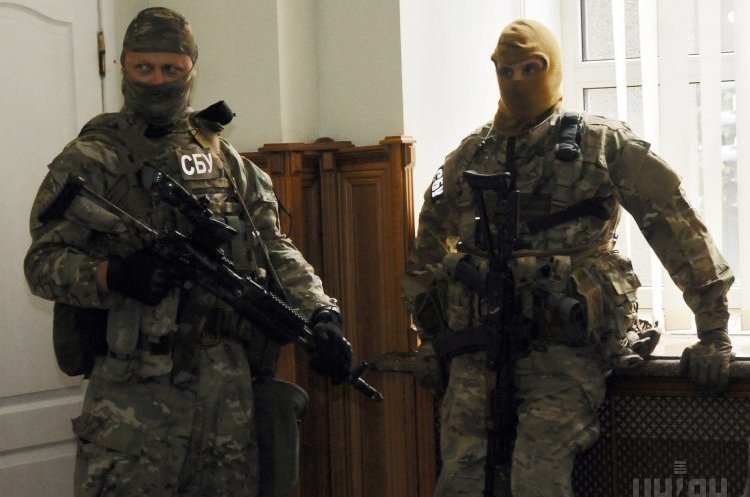 СБУ обшукує офіс «Української правди» у справі про розголошення держтаємниці