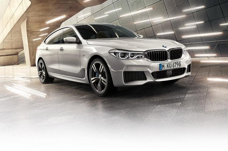 BMW представила на Франкфуртському автосалоні 6Series Gran Turismo