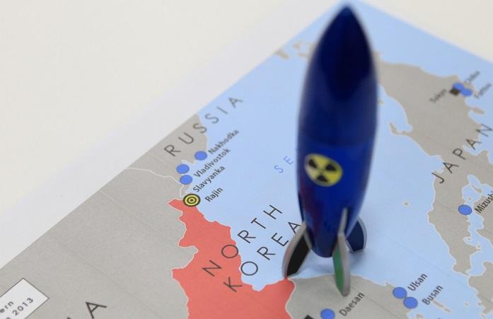 Над Японією пролетіла ще одна ракета