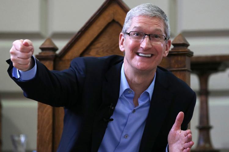 Людина тижня: Тім Кук – глава Apple