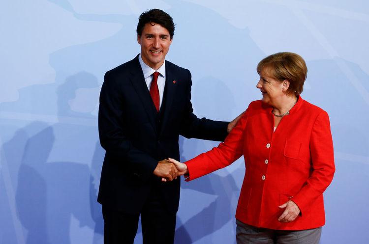 Вступила в дію економічно-торгова угода між ЄС та Канадою