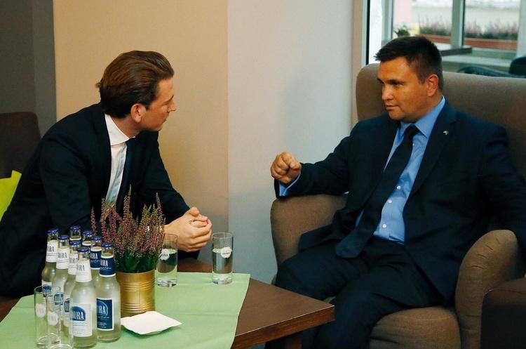 Павло Клімкін: 40% всіх торгових операцій Україна сьогодні здійснює з Євросоюзом