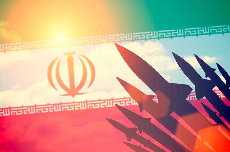 В Ірані відбулось випробування нової балістичної ракети