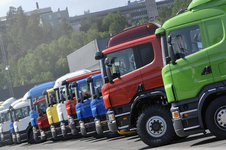 1109 українських автоперевізників звернулися за дозволом на вантажні перевезення до Європи