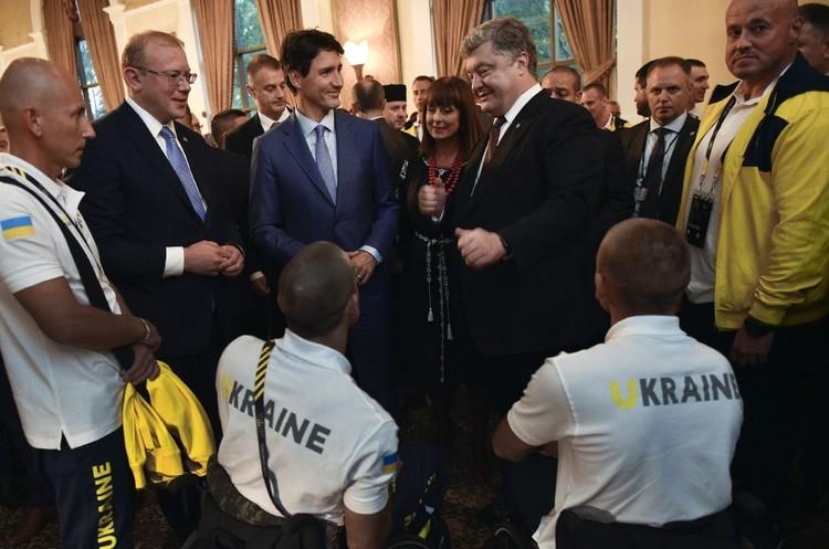 У Канаді почалися «Ігри нескорених», у яких вперше беруть участь українські військові