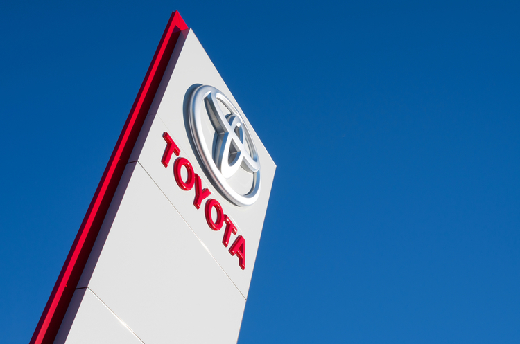 У рейтингу найдорожчих брендів перше місце зайняла Toyota, останнє – Tesla