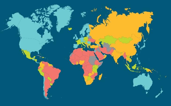 Дожилися: Україна впала усвітових рейтингах нижче Росії