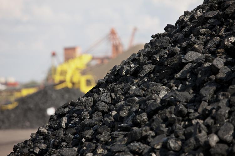 За 8 місяців Україна скоротила видобуток вугілля на 9,4%
