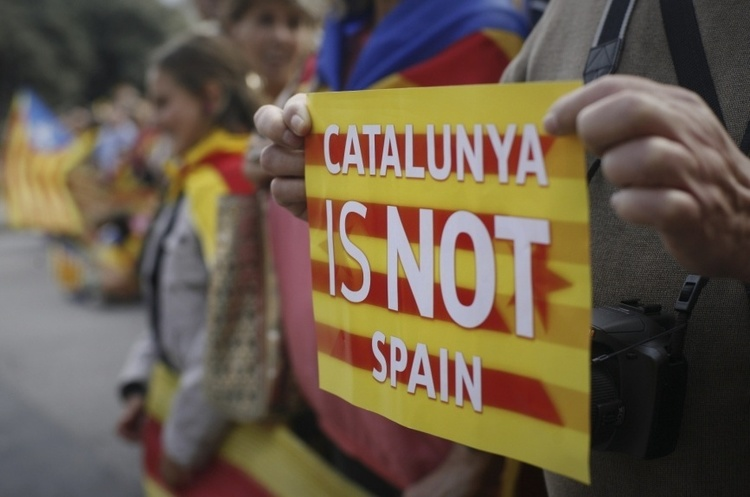 Каталония проголосовала за выход из Испании