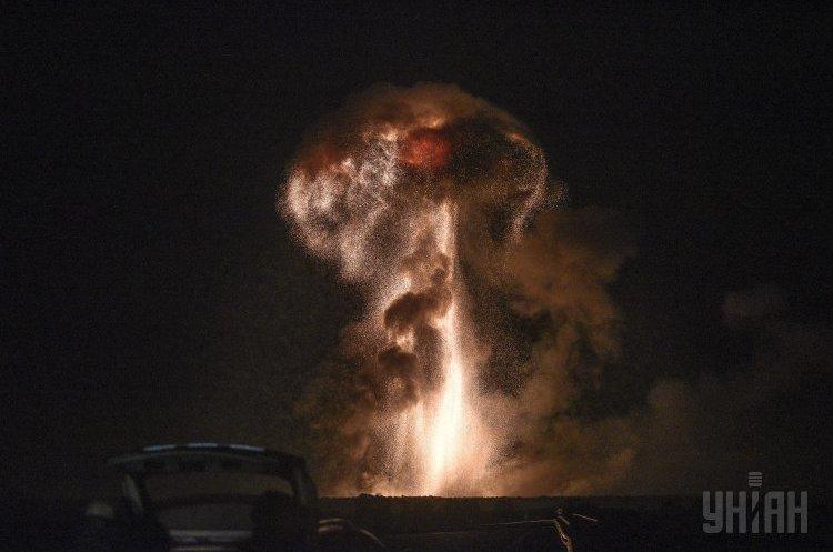 У Калинівці лунають поодинокі вибухи. ОНОВЛЕНО