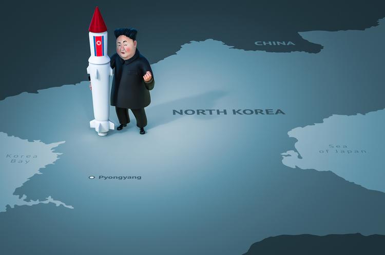 Трамп вважає діалог з КНДР та «ракетним чоловічком» марною витратою часу