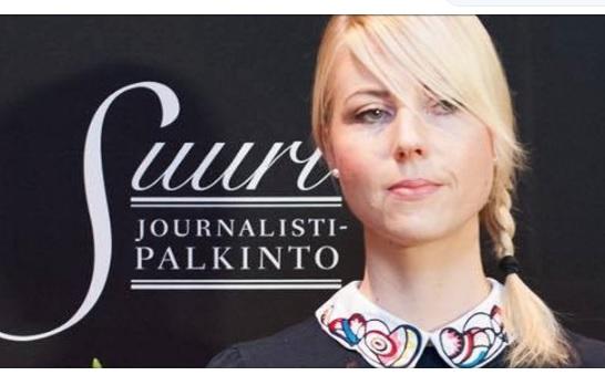 Російські тролі кілька років залякують фінську журналістку, яка розслідує їхню діяльність