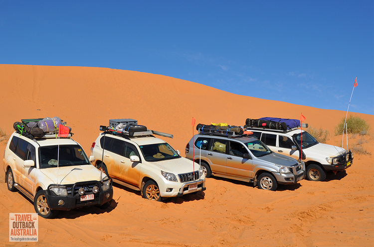В Австралії стартували перегони через пустелю на електромобілях