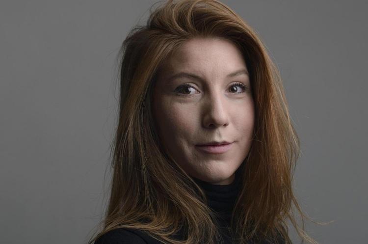 Вбивство журналістки на підводному човні: найого маршруті знайшли пилу