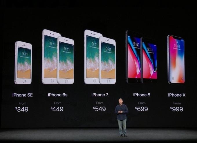 Стало відомо, коли iPhone 8/8 Plus офіційно з'явиться в Україні