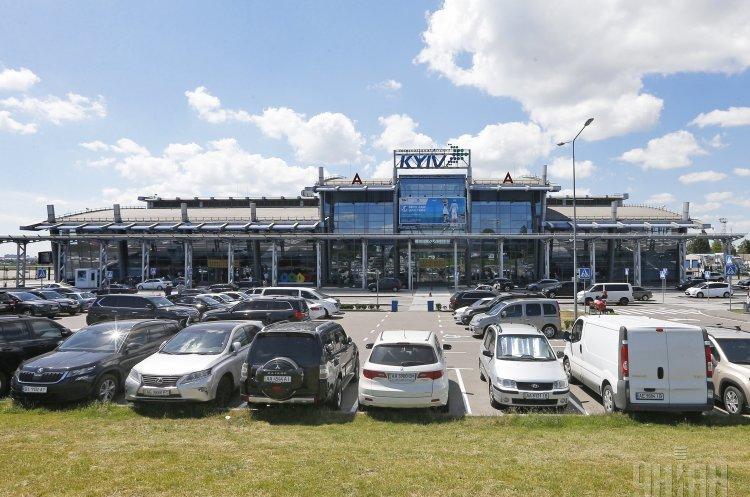 Аеропорт «Київ» з початку року збільшив пасажиропотік на 66,7%