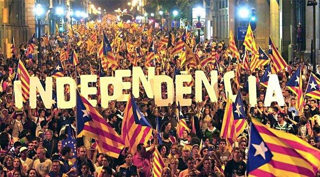 Які ще регіони Західної Європи, крім Каталонії, прагнуть незалежності