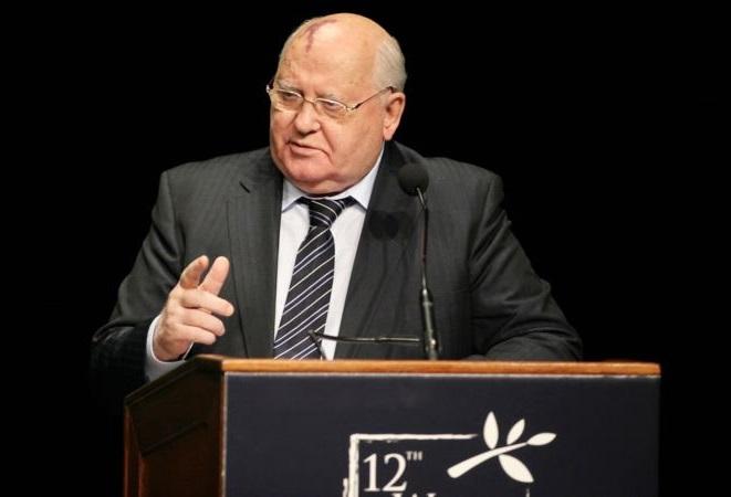 Горбачов закликає Путіна і Трампа зустрітися, щоб зберегти договір про скорочення ядерної зброї